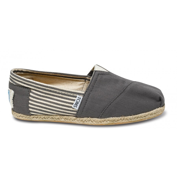 Toms Ash University Rope Sole Women Classics