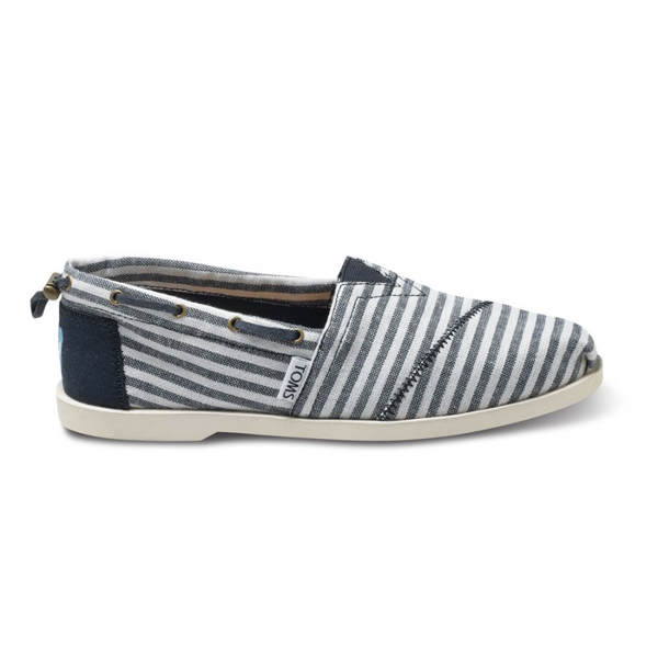 Toms Navy Stripe Nautical Women Biminis