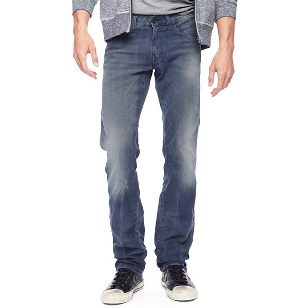 TRUE RELIGION EUROPEAN RICKY STRAIGHT MENS JEAN