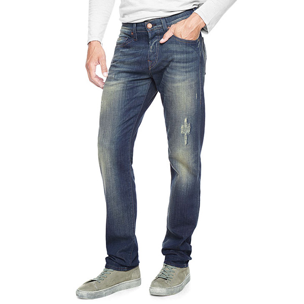 TRUE RELIGION EUROPEAN GENO RELAXED SLIM MENS JEAN