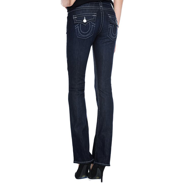 TRUE RELIGION HAND PICKED BOOTCUT WOMENS JEAN
