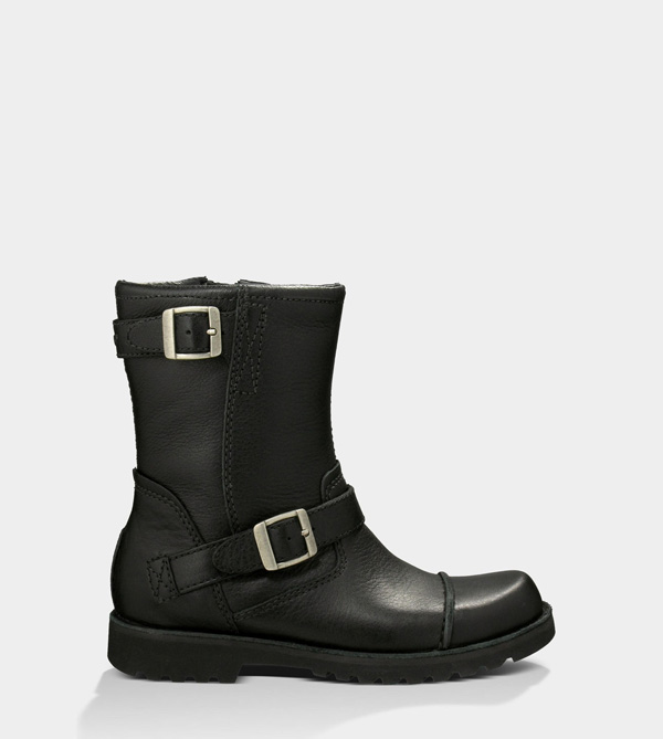 UGG KIDS COWEN BLACK
