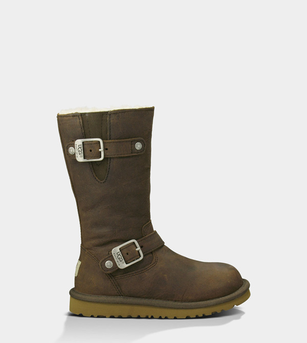 UGG KIDS KENSINGTON TOAST