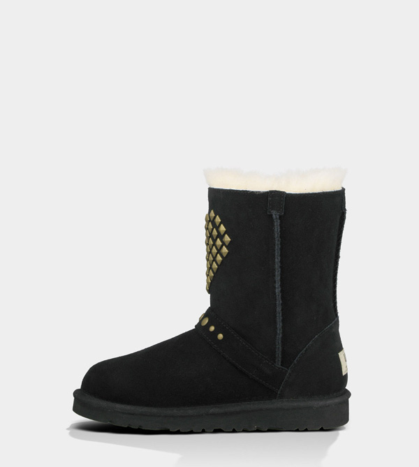 UGG KIDS ADRIANNA BLACK