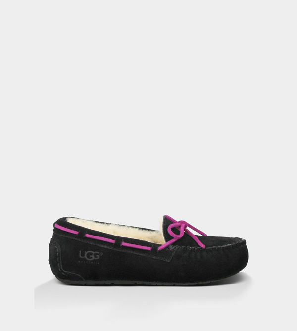UGG KIDS DAKOTA RAVEN