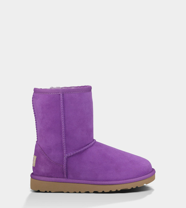 UGG TODDLERS CLASSIC ELECTRIC VIOLET