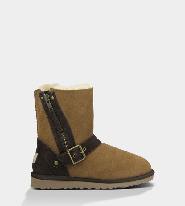 UGG TODDLERS BLAISE CHESTNUT