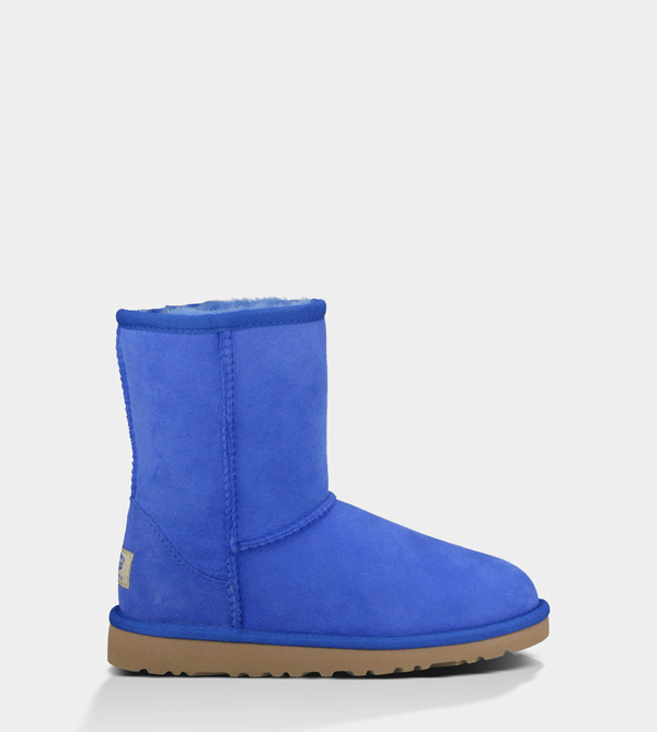 UGG TODDLERS CLASSIC ELECTRIC BLUE