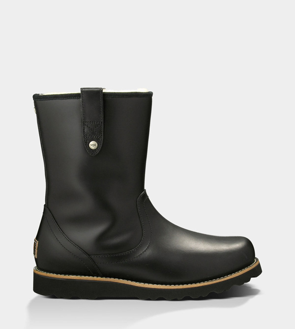 UGG MENS STONEMAN BLACK