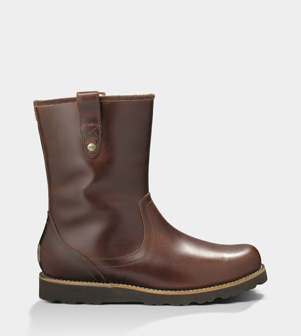 UGG MENS STONEMAN CHOCOLATE