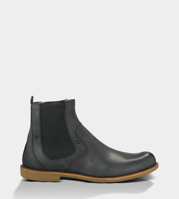 UGG MENS STEVENSON BLACK