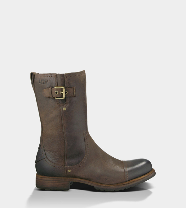 UGG MENS KERN GRIZZLY
