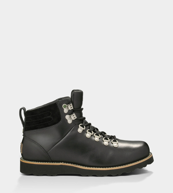 UGG MENS CAPULIN BLACK
