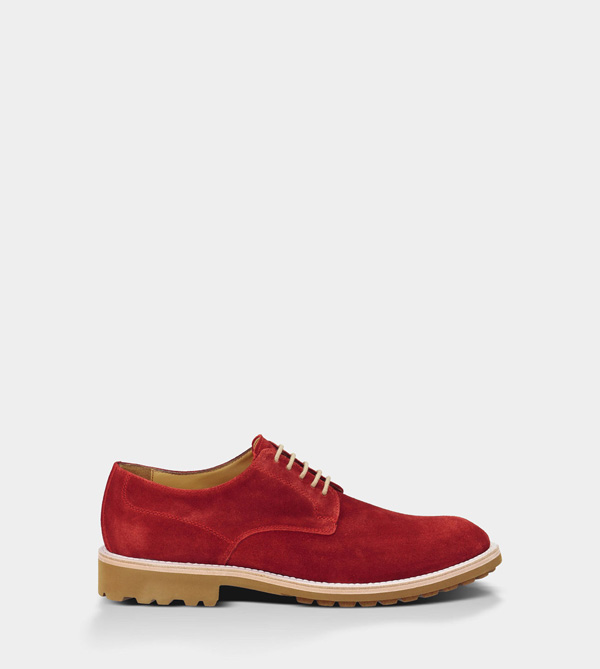 UGG MENS NEVIO CRIMSON