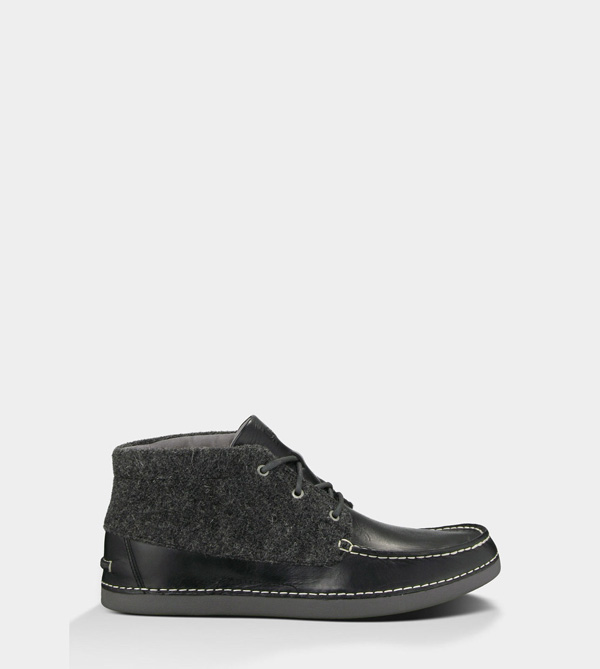 UGG MENS KALDWELL - WOOL CHARCOAL