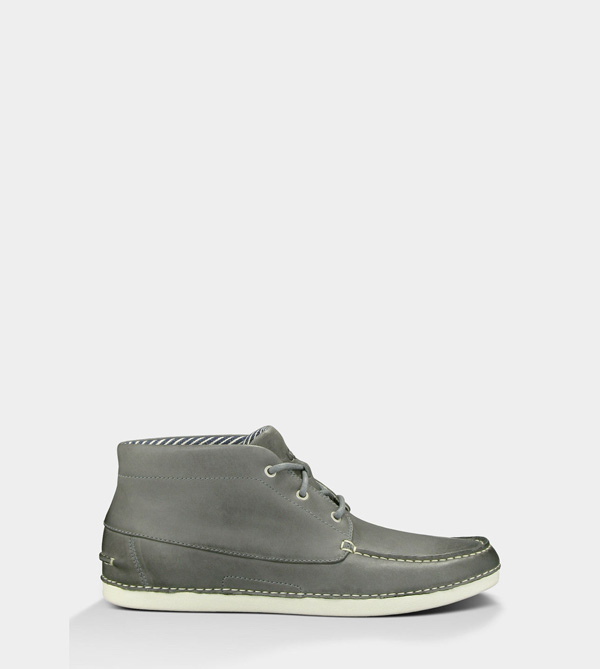 UGG MENS KALDWELL - LEATHER METAL