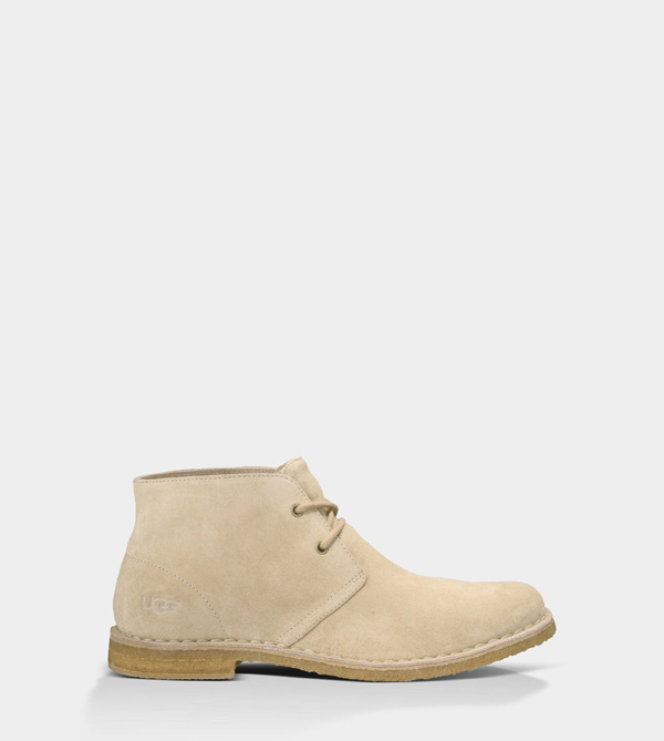 UGG MENS LEIGHTON - SUEDE SAND