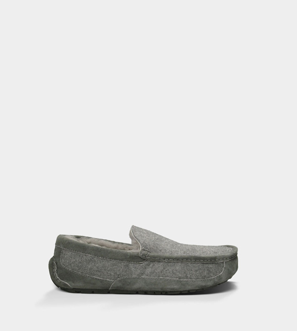 UGG MENS ASCOT - WOOL METAL