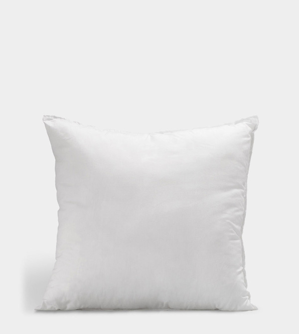 UGG THROW PILLOW INSERT WHITE