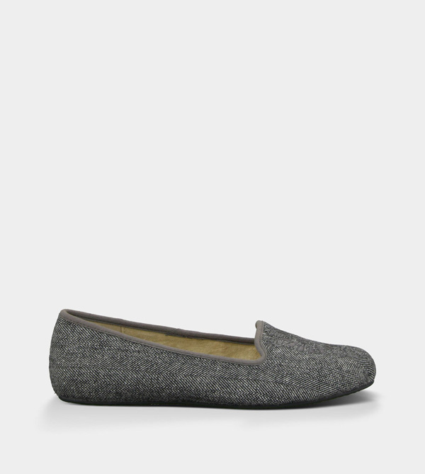 UGG WOMENS ALLOWAY TWEED CHARCOAL