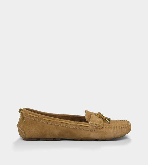 UGG WOMENS RONI CHESTNUT