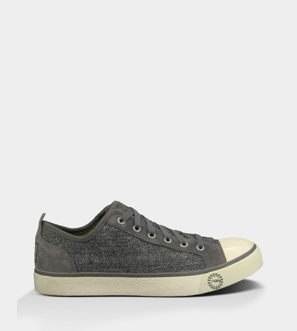 UGG WOMENS EVERA TWEED CHARCOAL