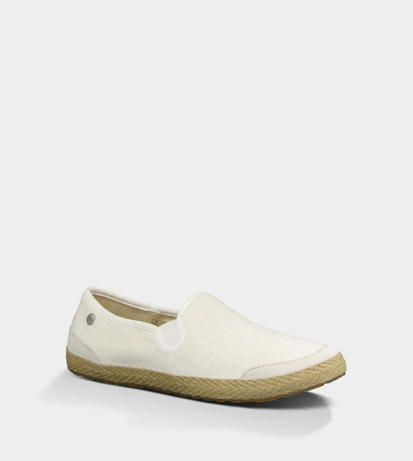 UGG WOMENS DELIZAH WHITE