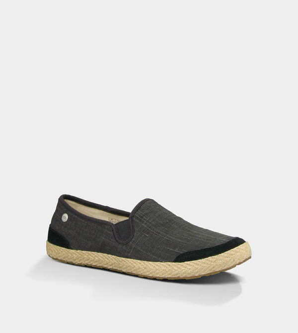 UGG WOMENS DELIZAH BLACK
