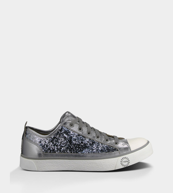 UGG WOMENS EVERA GLITTER STERLING
