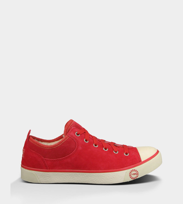 UGG WOMENS EVERA RED LIGHT