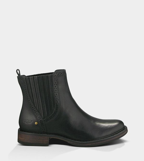 UGG WOMENS CARABY BLACK