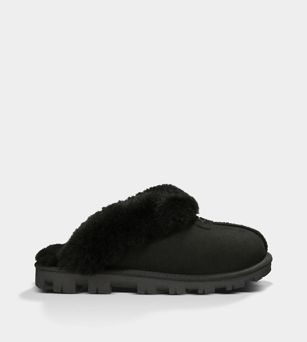 UGG WOMENS COQUETTE BLACK