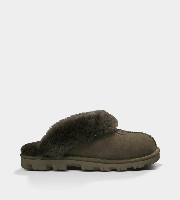 UGG WOMENS COQUETTE CHOCOLATE