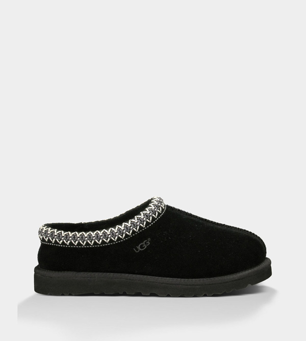 UGG WOMENS TASMAN BLACK