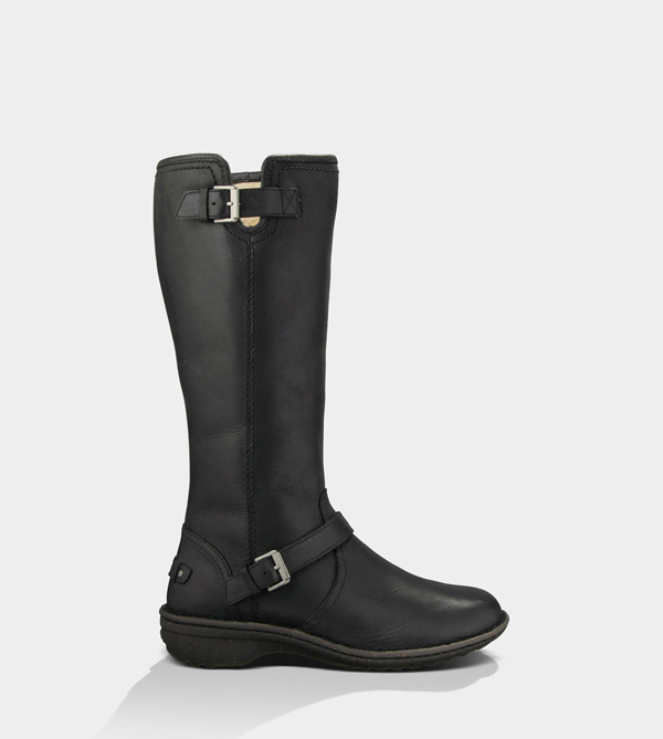 UGG WOMENS TUPELO BLACK
