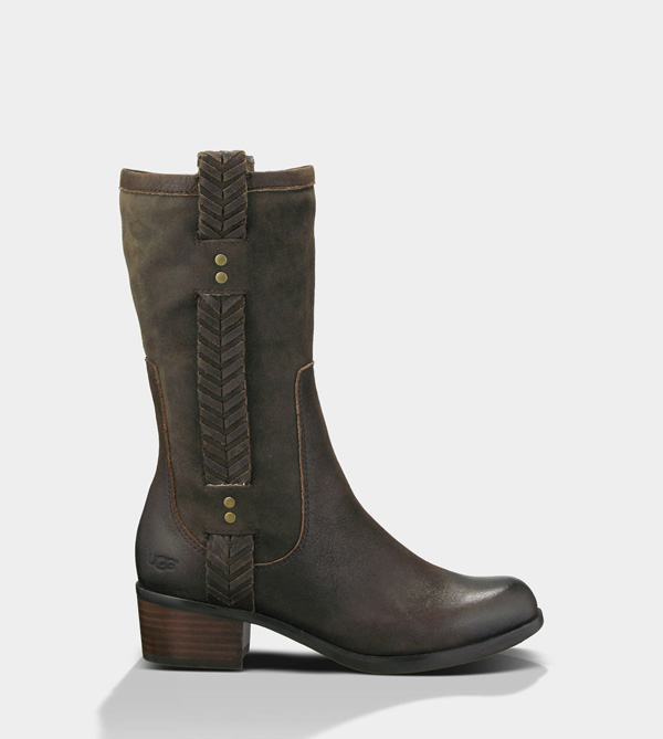 UGG WOMENS JASPAN CHOCOLATE