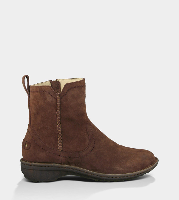 UGG WOMENS NEEVAH - SUEDE CHOCOLATE