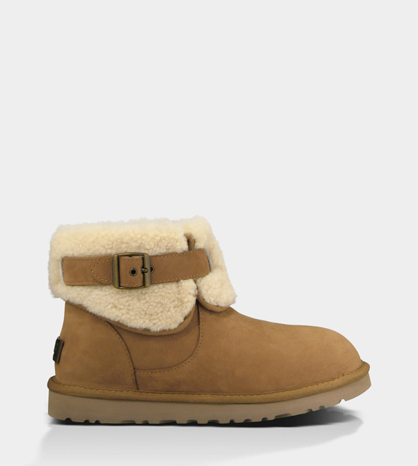 UGG WOMENS JOCELIN CHESTNUT