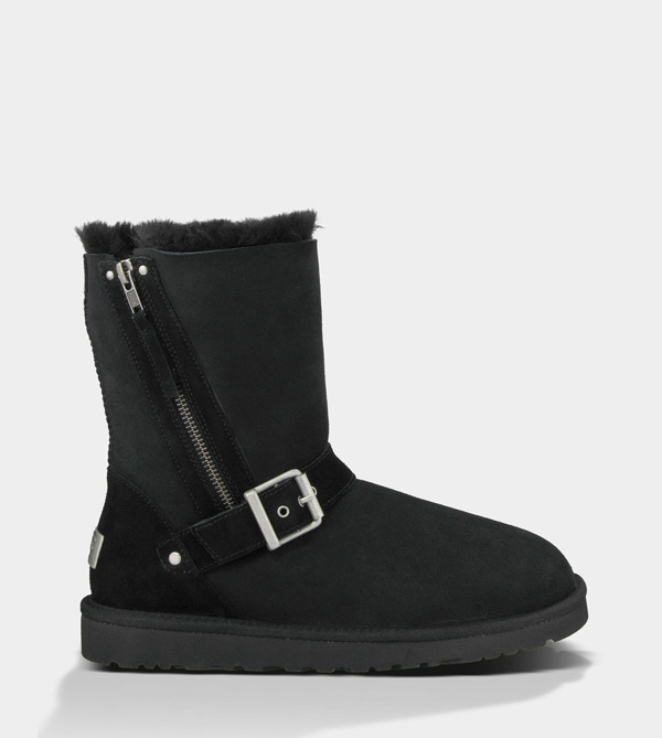 UGG WOMENS BLAISE BLACK