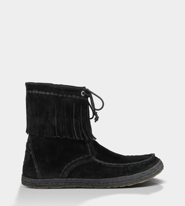 UGG WOMENS KAYSA BLACK