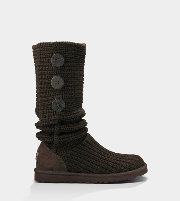 UGG WOMENS CLASSIC CARDY JAVA