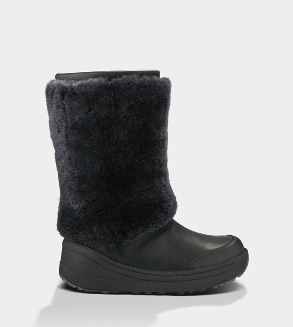 UGG WOMENS MARIEN BLACK