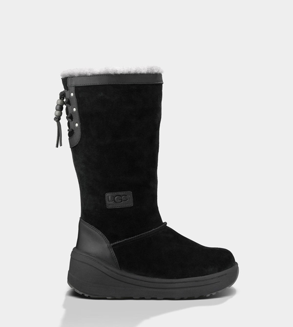 UGG WOMENS KLARISSA BLACK