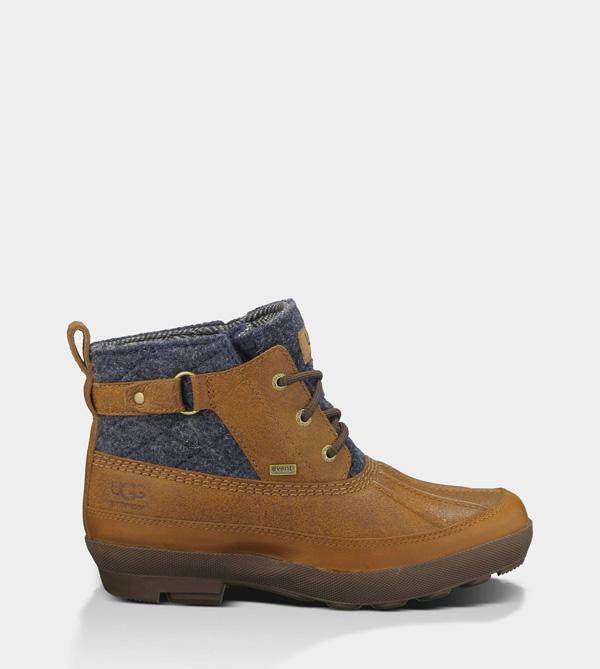 UGG WOMENS LINA CHESTNUT