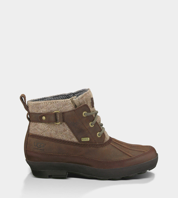 UGG WOMENS LINA CHOCOLATE