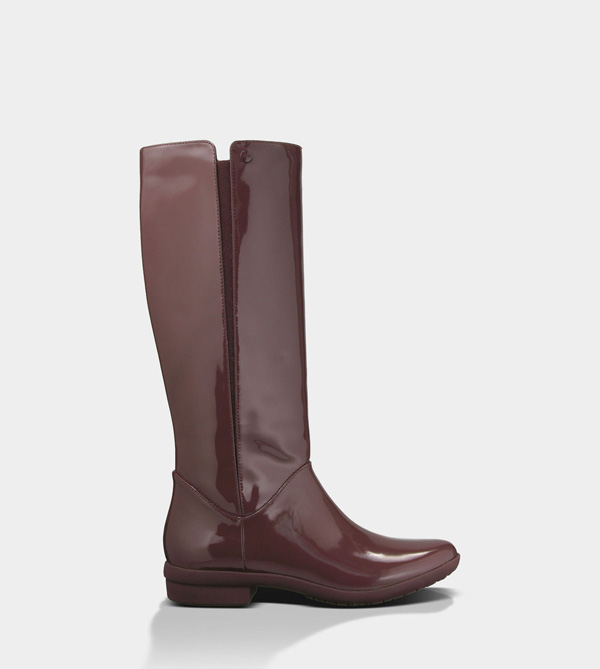 UGG WOMENS TENEYA DEEP BORDEAUX