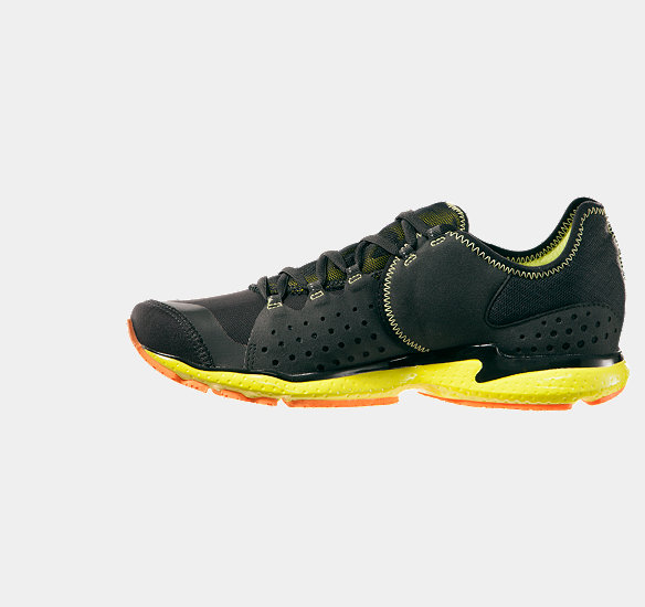 UNDER ARMOUR MEN MICRO G MANTIS RUNNING SHOES BLACK