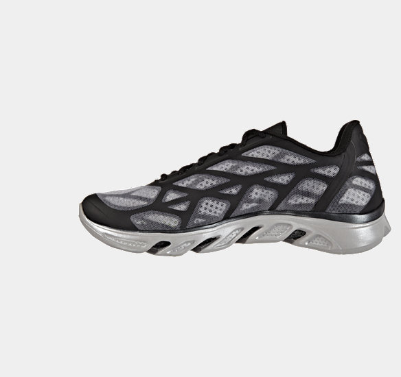 UNDER ARMOUR MEN SPINE VICE RUNNING SHOES BLACK