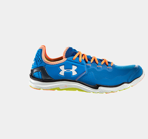 UNDER ARMOUR MEN CHARGE RC 2 RUNNING SHOES SNORKEL
