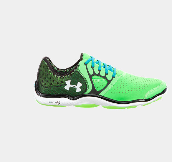 UNDER ARMOUR WOMEN FTHR RADIATE POISON